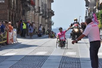 Diego Colombari vincitore Assoluto di tappa