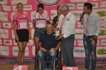 medaglia presidente Sergio BAlduchelli